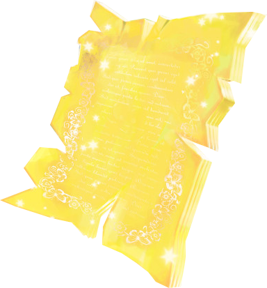 Page dorée