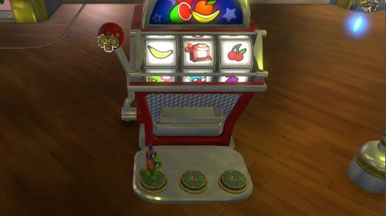 Entree cash casino yooka